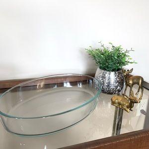 Pyrex Oval Dish